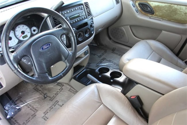 Used 2001 Ford Escape For Sale at Toyota Walnut Creek | VIN