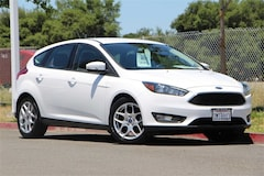 Used 2015 Ford Focus SE Hatchback 90379A Fairfield, CA