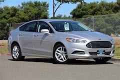 Used 2014 Ford Fusion SE Sedan 80956PLP Fairfield, CA