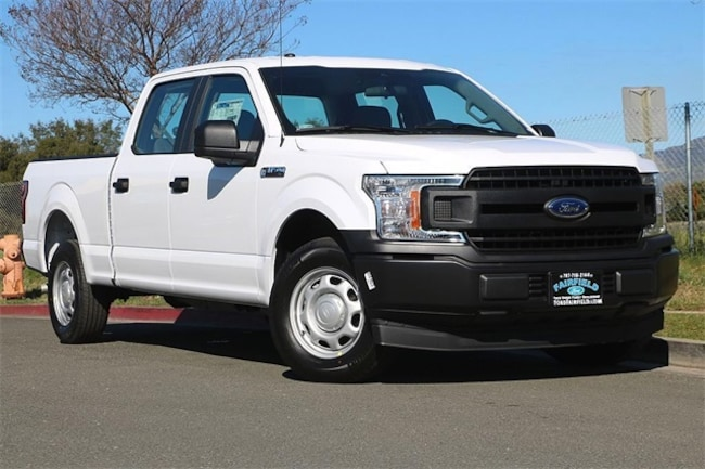 New 2019 Ford F-150 XL Truck SuperCrew Cab Fairfield, CA