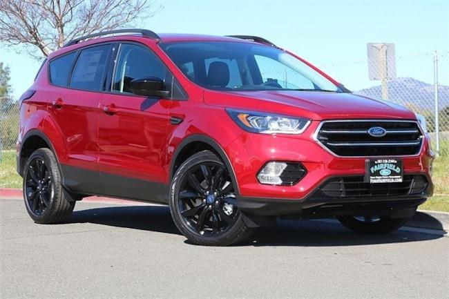 New 2019 Ford Escape SE SUV Fairfield, CA