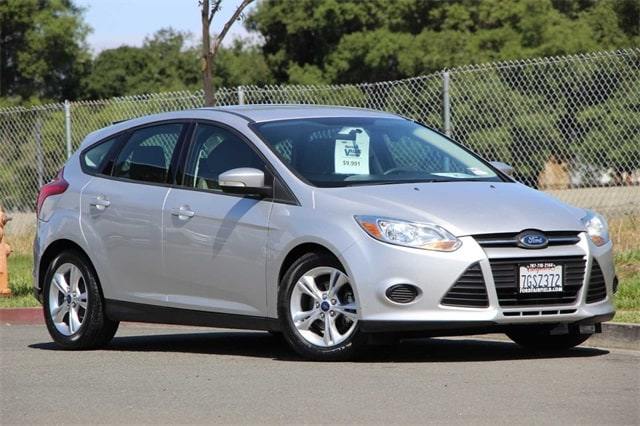 Certified Pre Owned 2014 Ford Focus Se For Sale In Fairfield