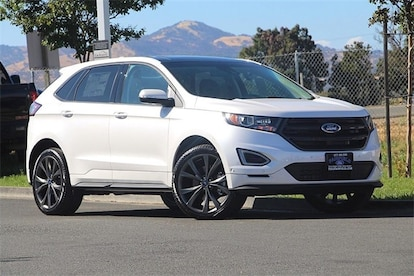 New 2018 Ford Edge SUV For Sale in Fairfield, CA   Near Napa