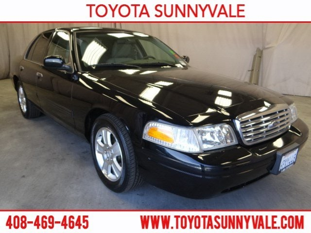 Used 2011 Ford Crown Victoria For Sale Fairfield Ca 112135a