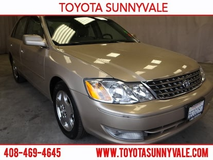 used 2004 toyota avalon for sale fairfield ca 104509v used 2004 toyota avalon for sale
