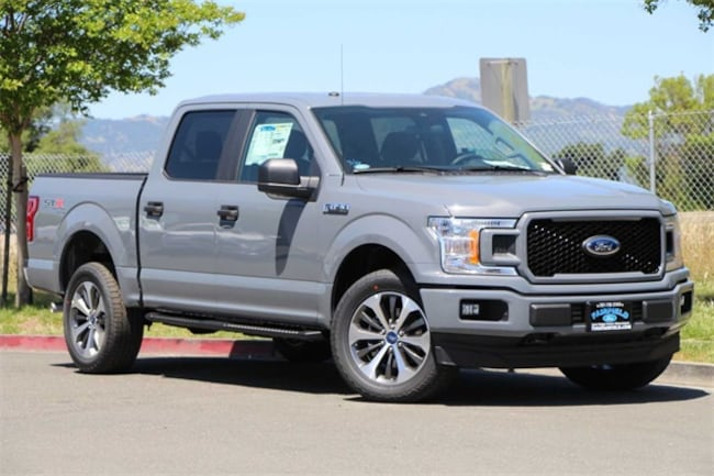 New 2019 Ford F-150 XLT Truck SuperCrew Cab Fairfield, CA