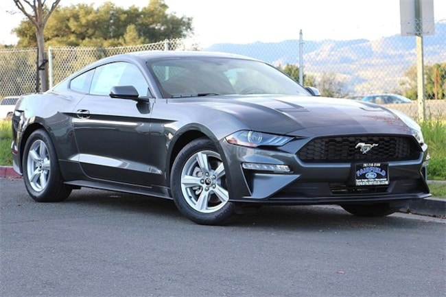 New 2019 Ford Mustang Ecoboost Coupe Fairfield, CA