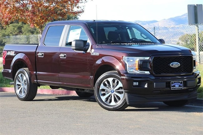 New 2019 Ford F-150 STX Truck SuperCrew Cab Fairfield, CA