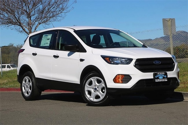 New 2019 Ford Escape S SUV Fairfield, CA