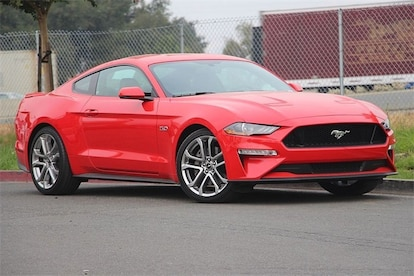 New 2018 Ford Mustang Coupe For Sale in Fairfield, CA | Near