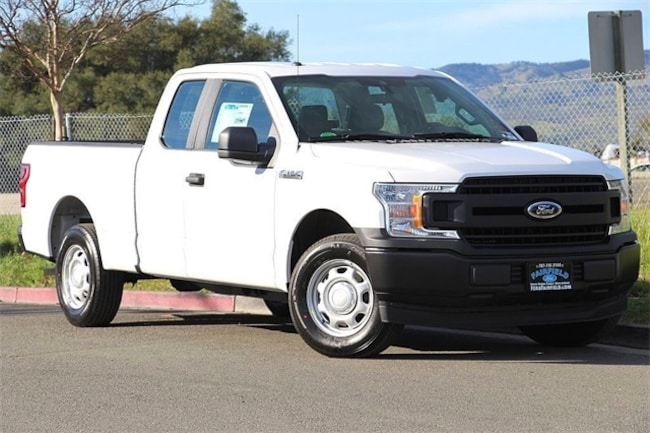 New 2019 Ford F-150 XL Truck SuperCab Styleside Fairfield, CA