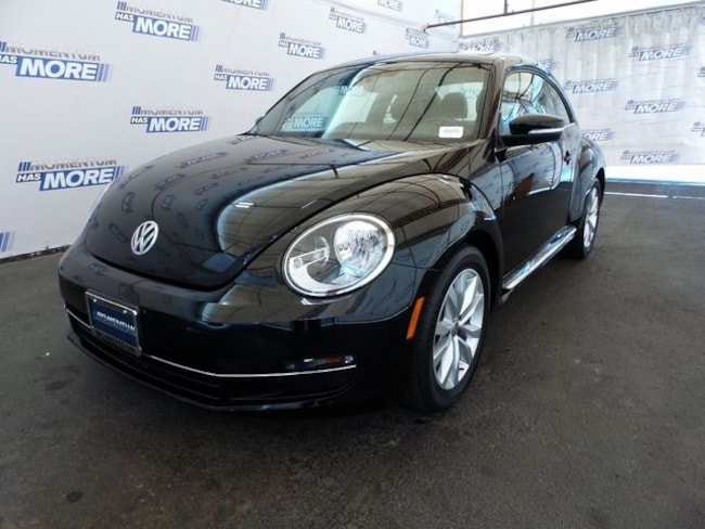 Used 2014 Volkswagen Beetle 2.0L TDI Hatchback for sale in Fairfield CA