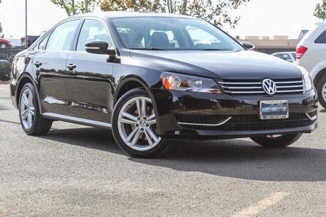 Used 2014 Volkswagen Passat 1.8T Sedan for sale in Fairfield CA