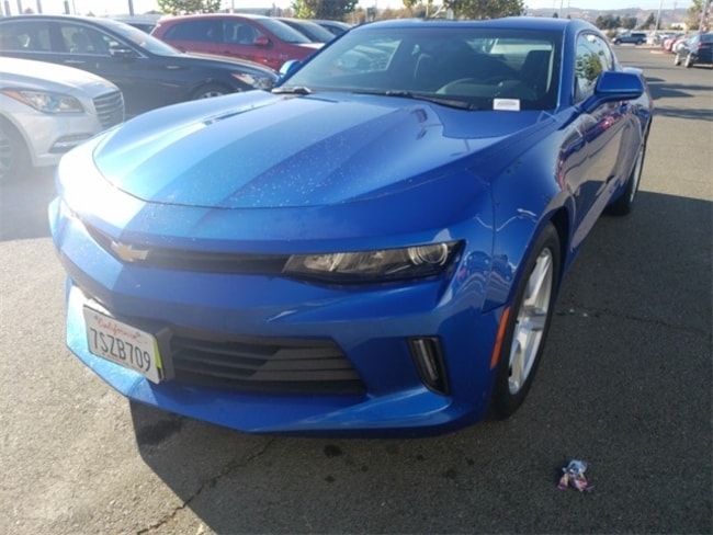 Used 2016 Chevrolet Camaro 1LT Coupe for sale in Fairfield CA
