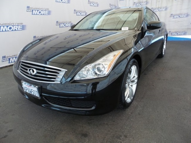 Used 2010 INFINITI G37 Coupe for sale in Fairfield CA