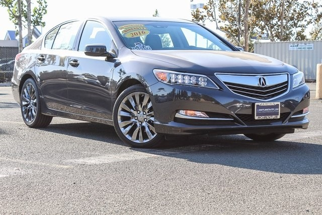 used 2016 Acura RLX RLX with Technology Package Sedan for sale in Fairfield, CA