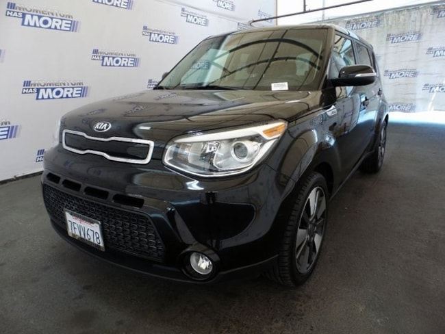 Used 2014 Kia Soul Hatchback for sale in Fairfield CA