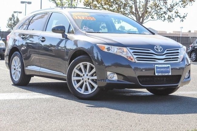 Used 2011 Toyota Venza Base FWD Crossover for sale in Fairfield CA