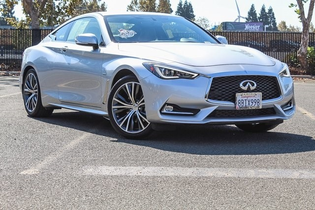 used 2017 INFINITI Q60 2.0t Coupe for sale in Fairfield, CA