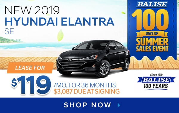 New Hyundai Specials and Lease Offers in Fairfield, CT