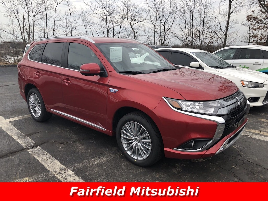 New 2019 Mitsubishi Outlander PHEV SEL CUV | FAIRFIELD