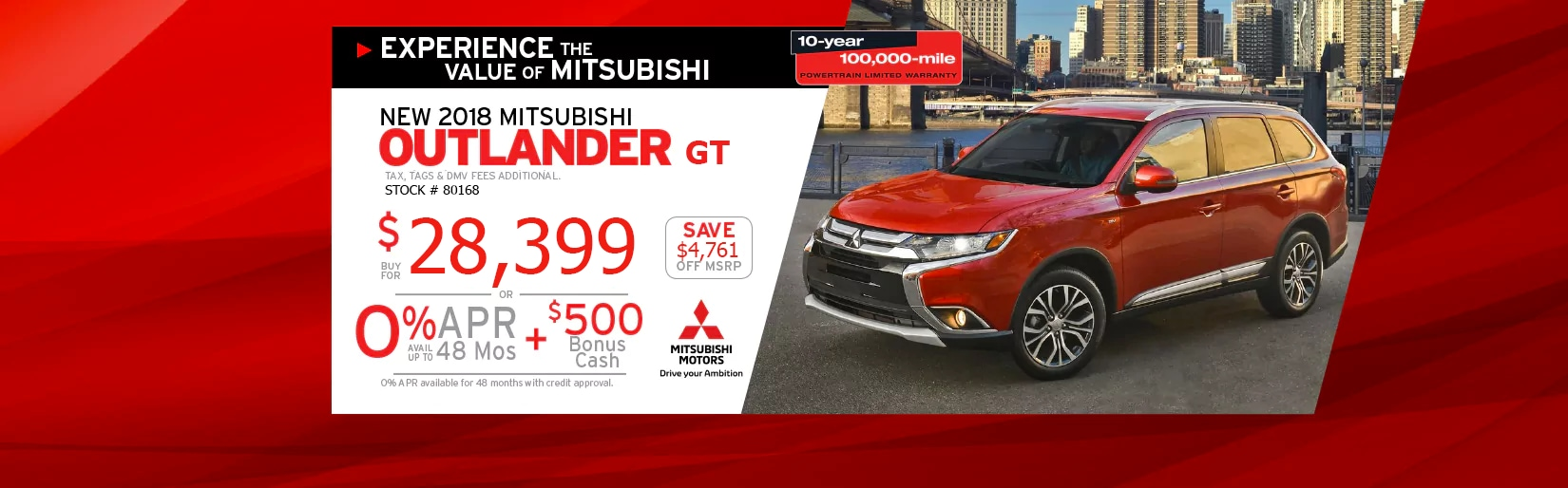 ct mitsubishi cuv in used fairfield dealership new car dealers