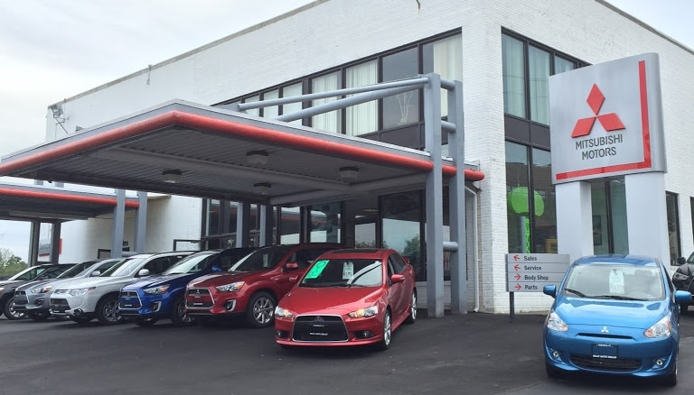 new and used Mitsubishi dealership