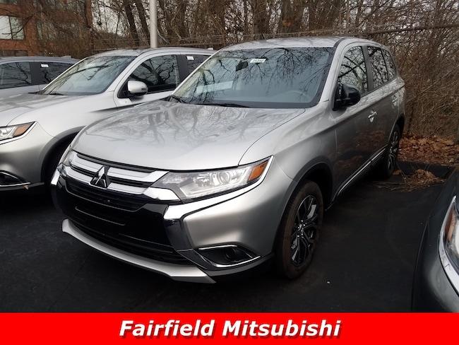 New 2018 Mitsubishi Outlander ES CUV for sale near New Haven, Stamford, Bridgeport, & Waterbury CT