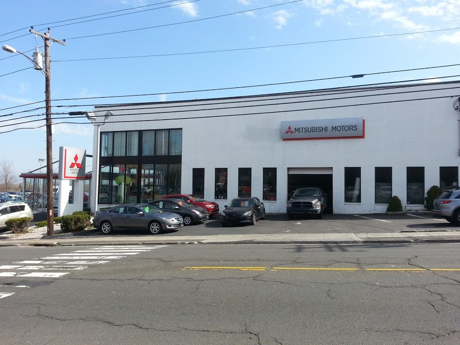 new and used Mitsubishi dealership in CT
