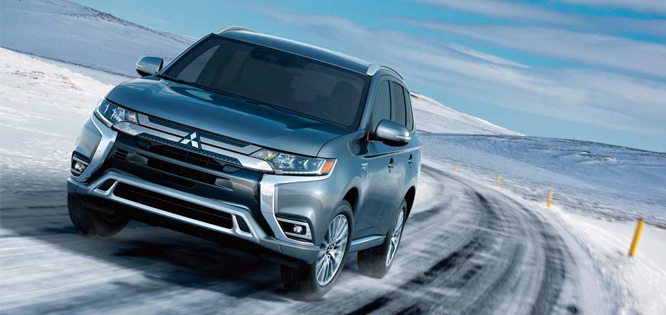 Super All Wheel Control in Mitsubishi Outlander