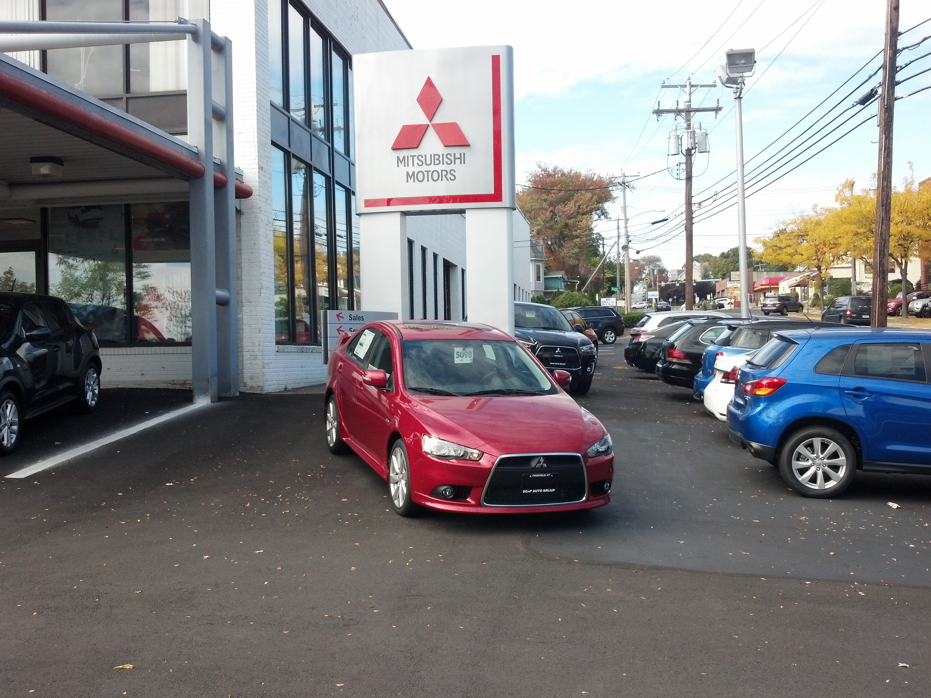 Good We Are Happy To Help Hartford Drivers Find A Great New Car At Fairfield  Mitsubishi