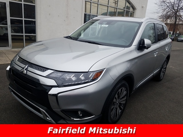 Groovy New 2019 Mitsubishi Outlander For Sale at Scap Auto Group | VIN WR27