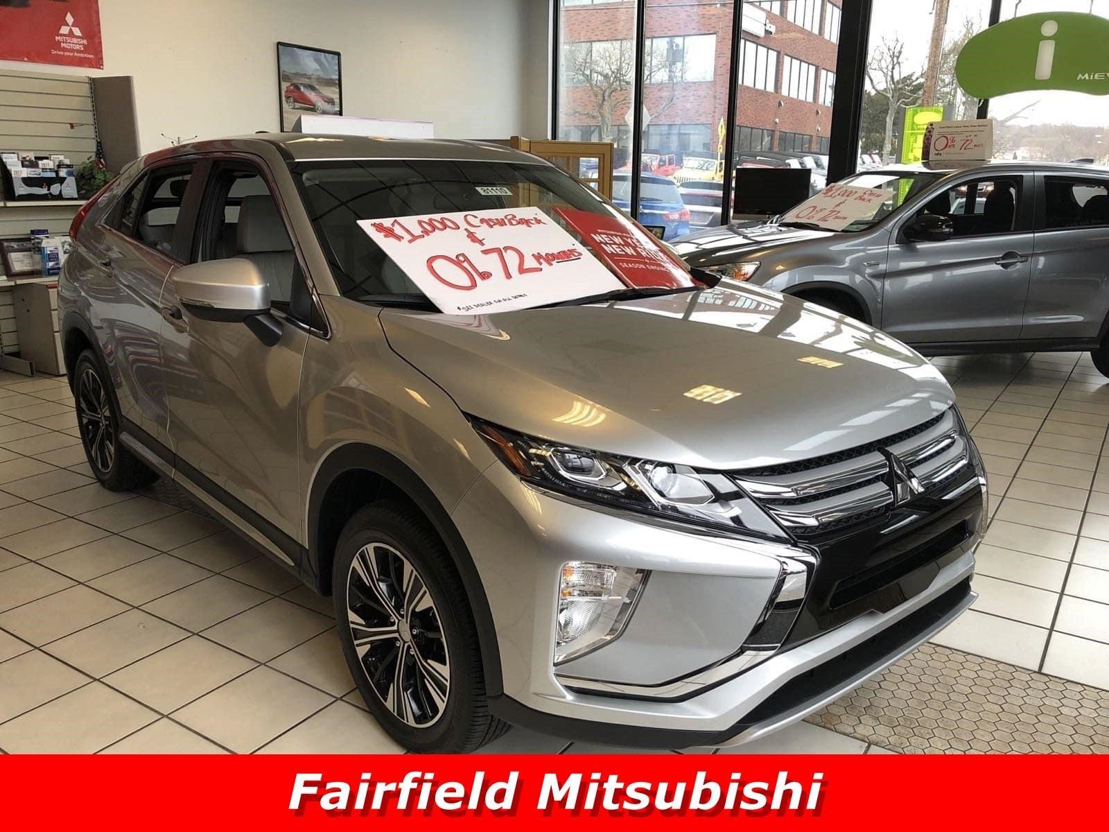 New 2018 Mitsubishi Eclipse Cross 1.5 SE CUV for sale near New Haven, Stamford & Waterbury
