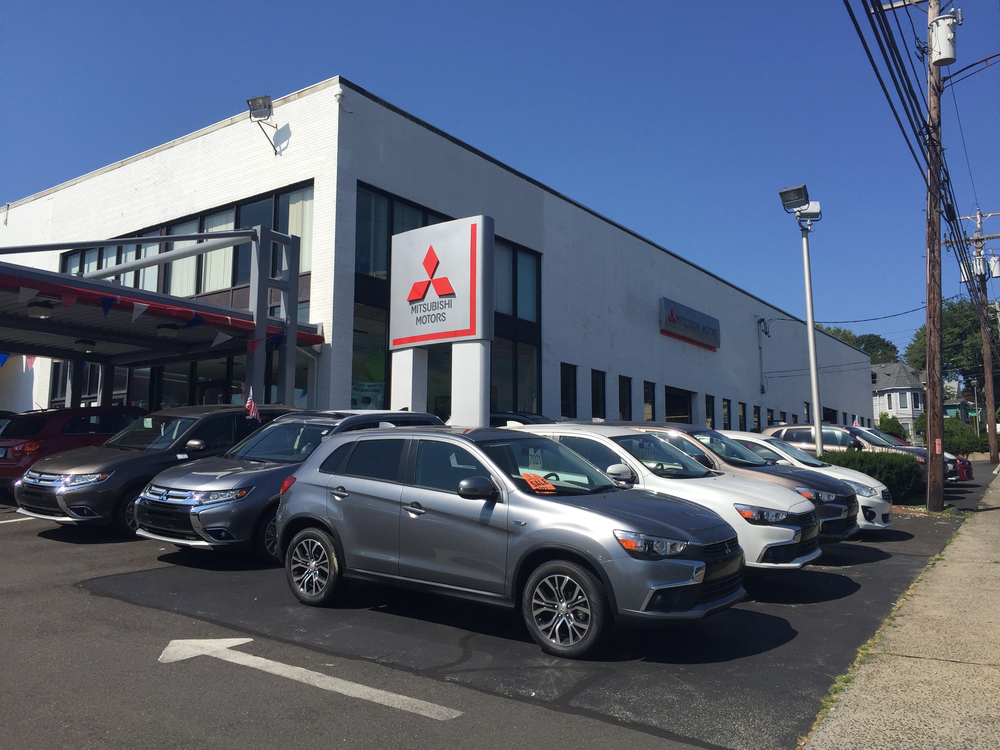 Fairfield Mitsubishi In Fairfield Ct New Amp Used Car