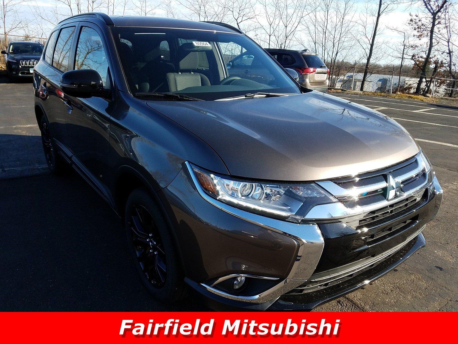 New 2018 Mitsubishi Outlander LE CUV | Fairfield CT | VIN ...