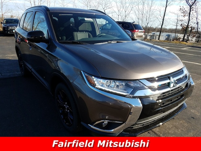 New 2018 Mitsubishi Outlander LE CUV for sale near New Haven, Stamford, Bridgeport, & Waterbury CT