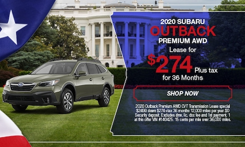 February 2020 Outback Special