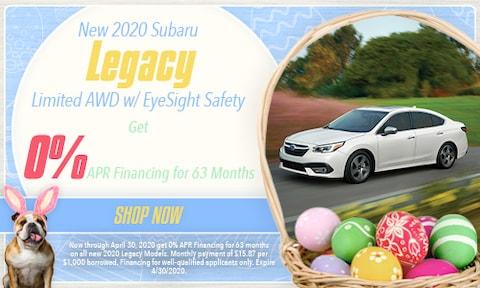 April 2020 Legacy Special