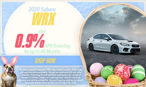 April 2020 WRX Special