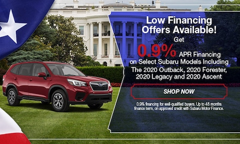 February 2020 Low Financing Offers
