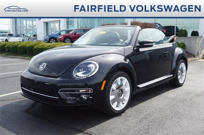 brand   volkswagen beetle  final edition sel convertible  sale fairfield