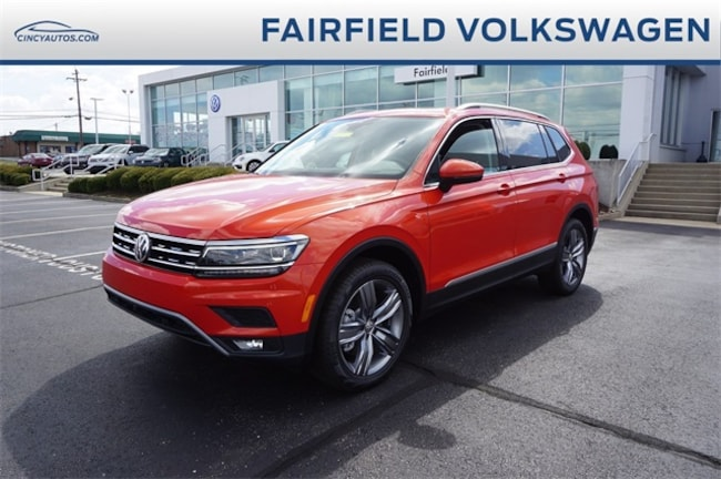 Brand New 2019 Volkswagen Tiguan SEL Premium SUV for Sale
