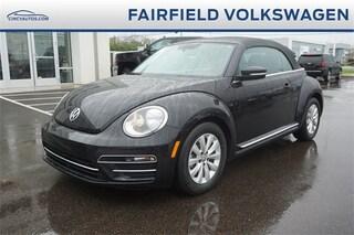 2018 Volkswagen Beetle 2.0T Convertible