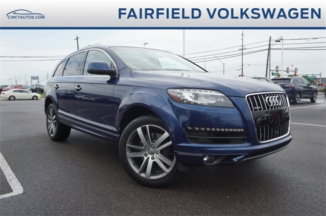 Used Volkwagen Specials at Fairfield Volkswagen | Used VW for