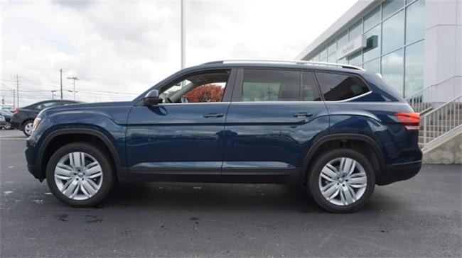 Brand New 2019 Volkswagen Atlas Se Suv For Sale Fairfield