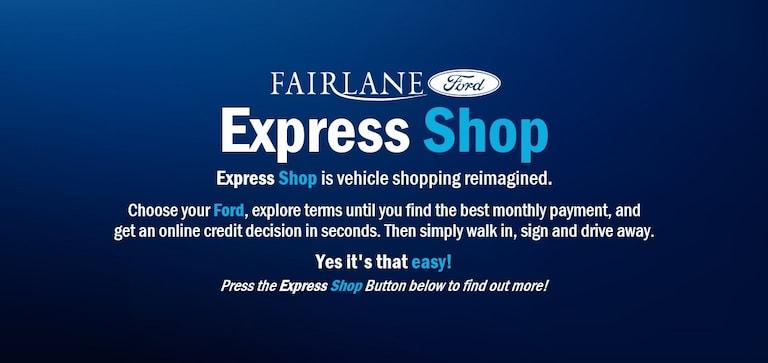 Fairlane Ford in Dearborn Michigan | Car Dealership Near