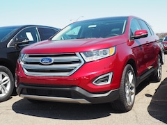 new 2018 Ford Edge Titanium AWD Titanium  Crossover for sale in Dearborn