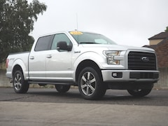 used 2016 Ford F-150 XLT 4x4 XLT  SuperCrew 5.5 ft. SB for sale in Dearborn