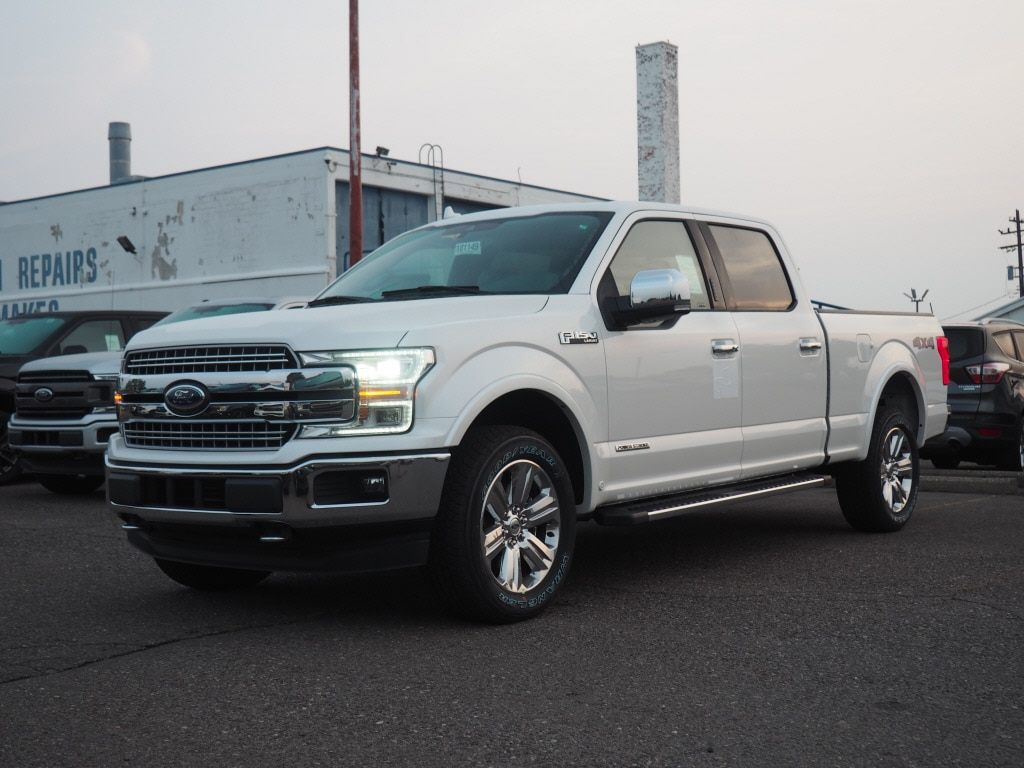 2018 Ford F-150 Lariat 4x4 Lariat  SuperCrew 6.5 ft. SB