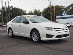 used 2012 Ford Fusion S S  Sedan for sale in Dearborn